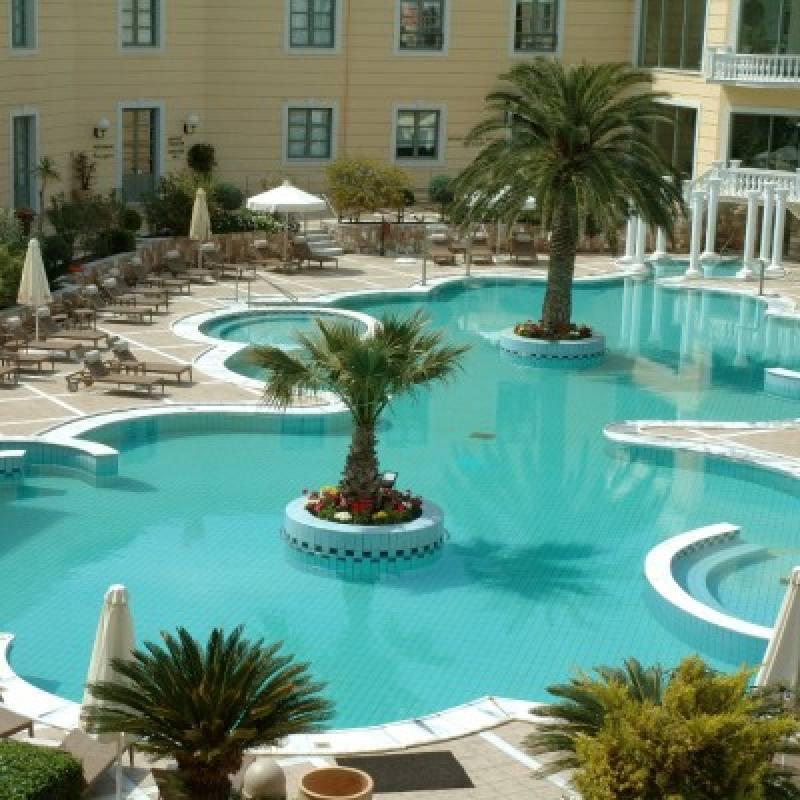 Hotel Thermae Sylla - Aedipsos - Evia